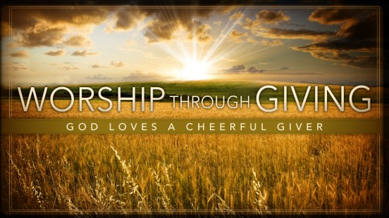 worship_through_giving